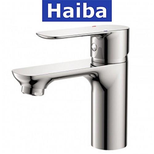 Смеситель для умывальника HAIBA ASIO (Chr-001)