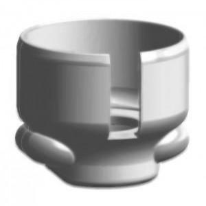 Антивандальная накладка для термостатических головок