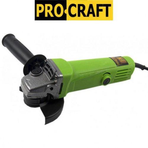 Машина угловая шлифовальная  ProCraft PW-1000 125 мм