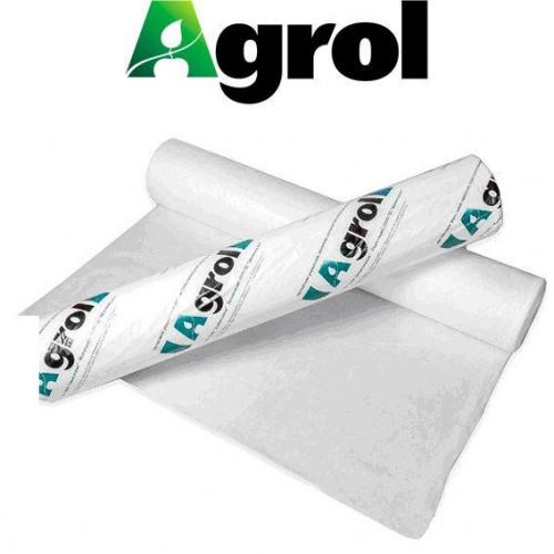Агроволокно Agrol ширина 3,2м плотность 30 г/м2, 10м Белый