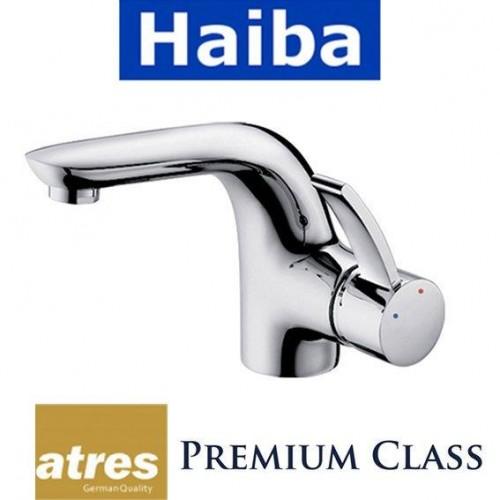 Смеситель для умывальника HAIBA Latres ALASKA (Chr-001)