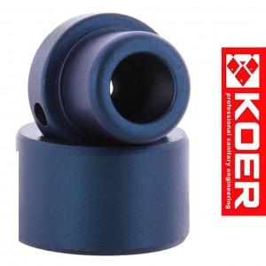 Насадка KOER KWS.025 для полипропиленовых труб  25