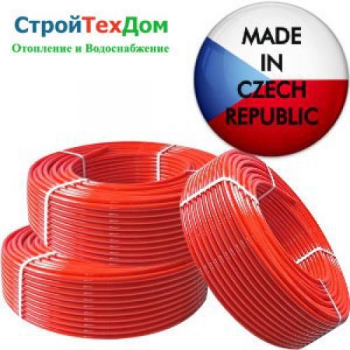 Труба для теплого пола EKOPLASTIKS PE-RT 16*2.0 мм. с кислородным барьером 200 метров