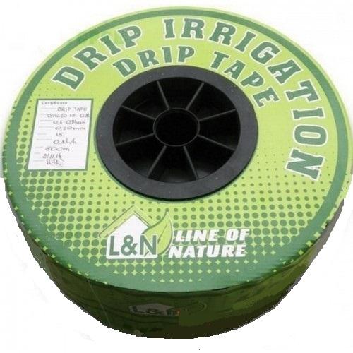 Лента капельного полива L&N 30-500