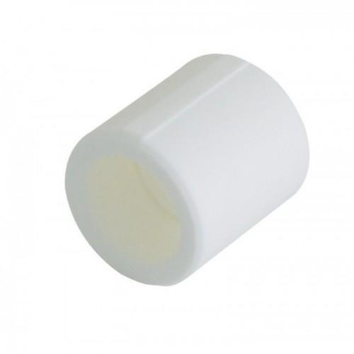 Полипропиленовая белая муфта Kalde Ø40