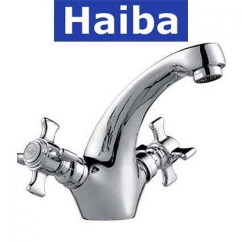 Смеситель для умывальника HAIBA ZEUS (Chr-161)
