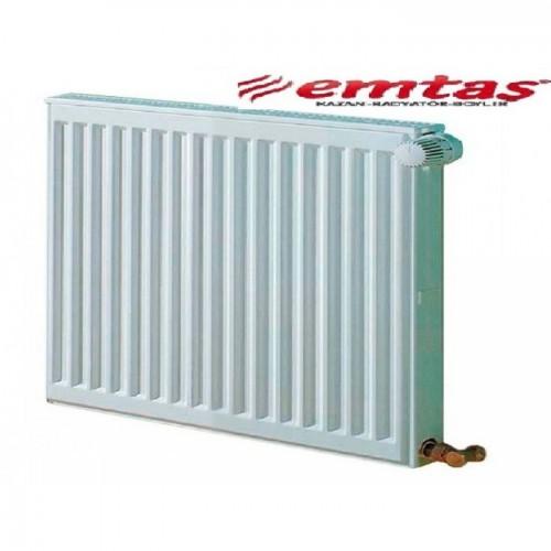 Стальной радиатор Emtas тип 11 (500/1000) Турция