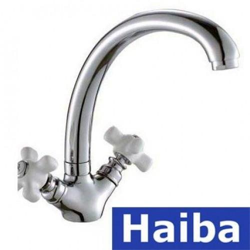 Смеситель для умывальника HAIBA ODYSSEY (Chr-273)